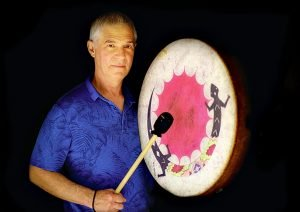 Neil Schapera and Shamans Drum