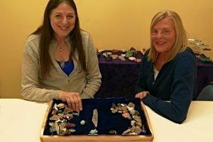 Vivien Schapera explains Crystal Readingf Board remote healing