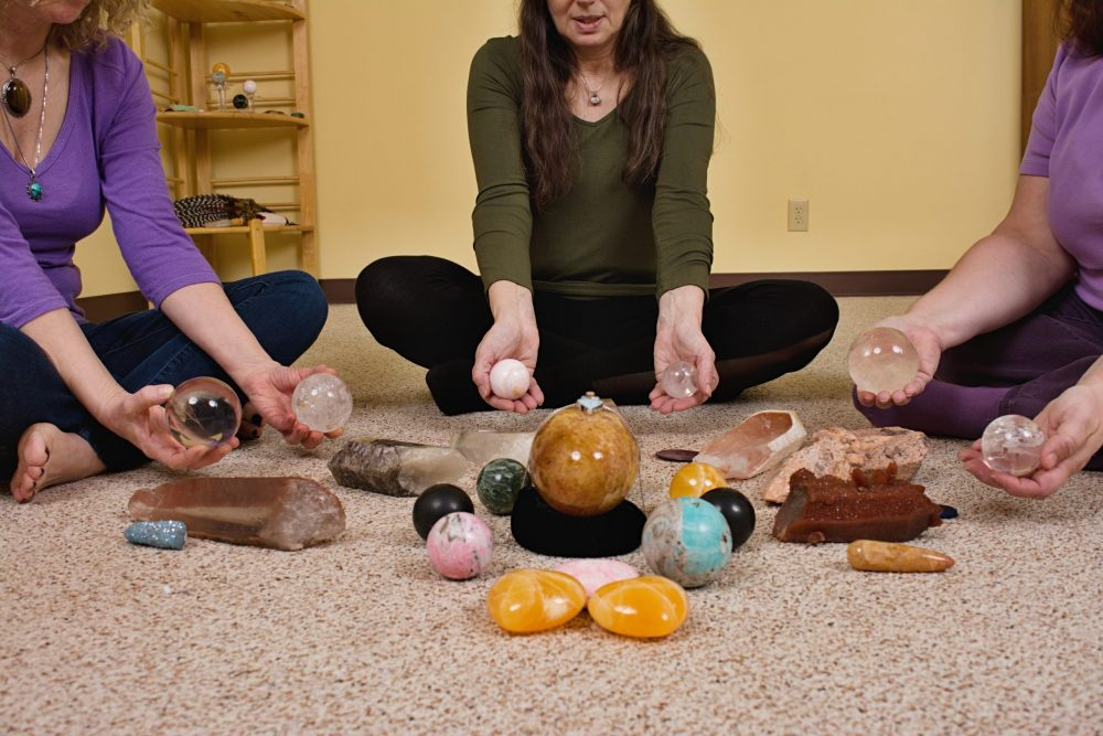 Crystal Healing Foundation Course