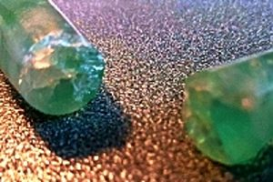 When Crystals Break an online course by Crystal Healing Techniques