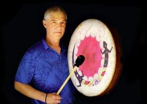 Neil Schapera and Shamans Drum
