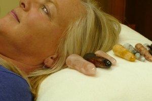 Crystal Massage Wands